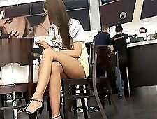 1 movies - Teenager fishnet upskirt hq video